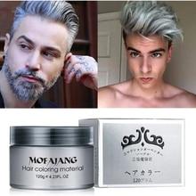 Disposable hair Color Wax