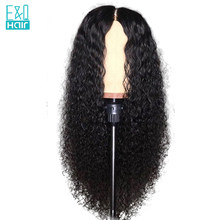 150% 13x6 Transparent Lace Wigs With Baby Hair Water Wave Peruvian Remy Human Hair Lace Front Wigs For Women Black Pre Plucked(China)
