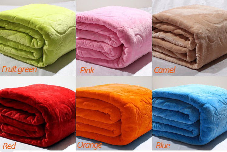 ФОТО European sales,carved flannel (coral velvet) solid blanket,super soft blankets,King blanket,Flannel bedding cover,blanket sheet