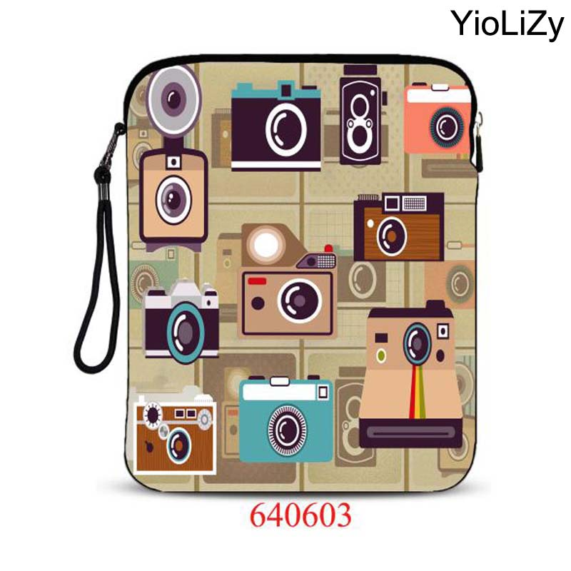 customize 9 7 inch tablet font b bag b font notebook protective sleeve Shockproof 10 1