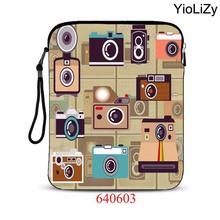 customise 9.7 inch pill bag pocket book protecting sleeve Shockproof 10.1 pill Case laptop computer Cowl For kindle case IP-640603