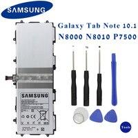 SAMSUNG SP3676B1A Originais Tablet Bateria Para Samsung Galaxy Tab 10.1 S2 10.1 N8000 N8010 N8020 P7510 P7500 P5110 P5100 7000 mah|Baterias p/ telefone celular| |  -