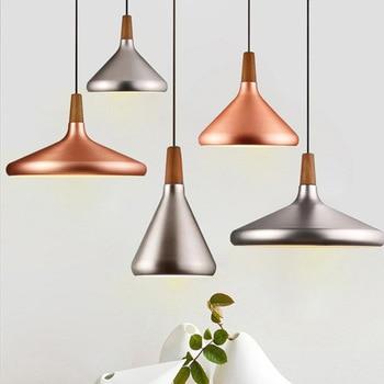 Винтажное промышленное освещение медный/черный цвет держатель лампы подвесной светильник американский проходной светильник Ретро лампа к...