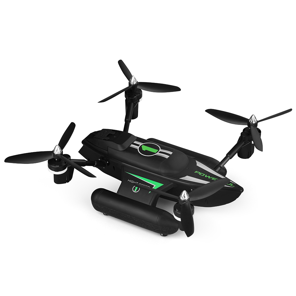 WLtoys Q353 Aeroamphibious RC Drone Air Land Sea Mode 3 in 1 Waterproof Headless Mode 2.4G LED Quadcopter Headless Mode Toys RTF wltoys q353 aeroamphibious rc drone air land sea mode 3 in 1 waterproof headless mode 2 4g led quadcopter headless mode toys rtf
