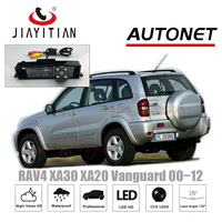 JIAYITIAN rear camera for toyota RAV4 XA30 XA20 Vanguard 2000~2012/Reverse Camera/CCD/Night Vision/Backup license plate Camera