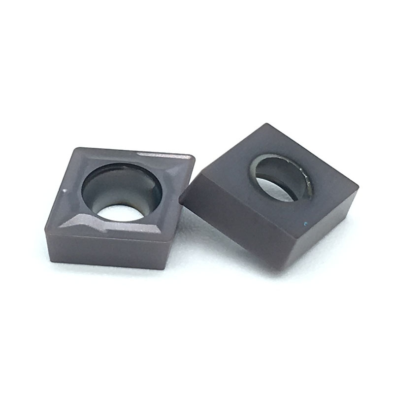 CCMT060204 CCMT21.51 VP15TF Carbide Inserts Internal Turning Tool CCMT 060204 Lathe Tools Cutter CNC Tool