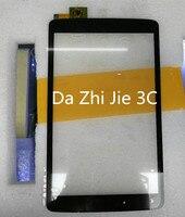 Telefono cellulare (TP) Per LG G Pad 8.0 V480 V490 Touch Screen Panel Digitizer Accessori Anteriore screen repair parti + Numero del Brano