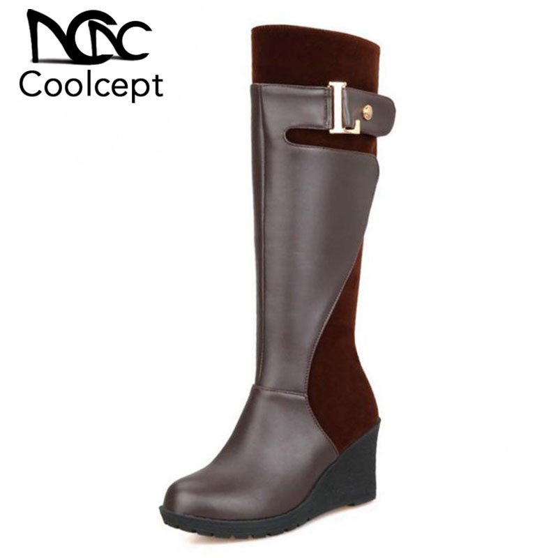 98a436f725df Buy women wedgeds boots and get free shipping on AliExpress.com