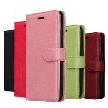 Case For Motorola MOTO E3 Luxury Wallet Flip Cover Case For Motorola E3 Phone Ba