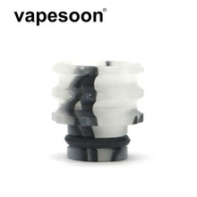 e-Cigarette 510 Acrylic Drip Tip Vape Mouthpiece for 510 Thread RTA Atomizer IJust S TFV8 Baby Tank Vaporizer