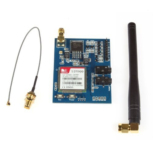 Adaptateur de Module de fonction SIM900 GSM/GPRS pour framboise PI pour Arduino