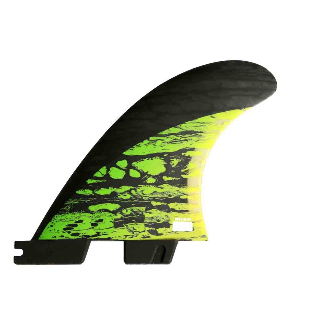 FCS II MB TRI FINS-in Surfing from Sports & Entertainment    1
