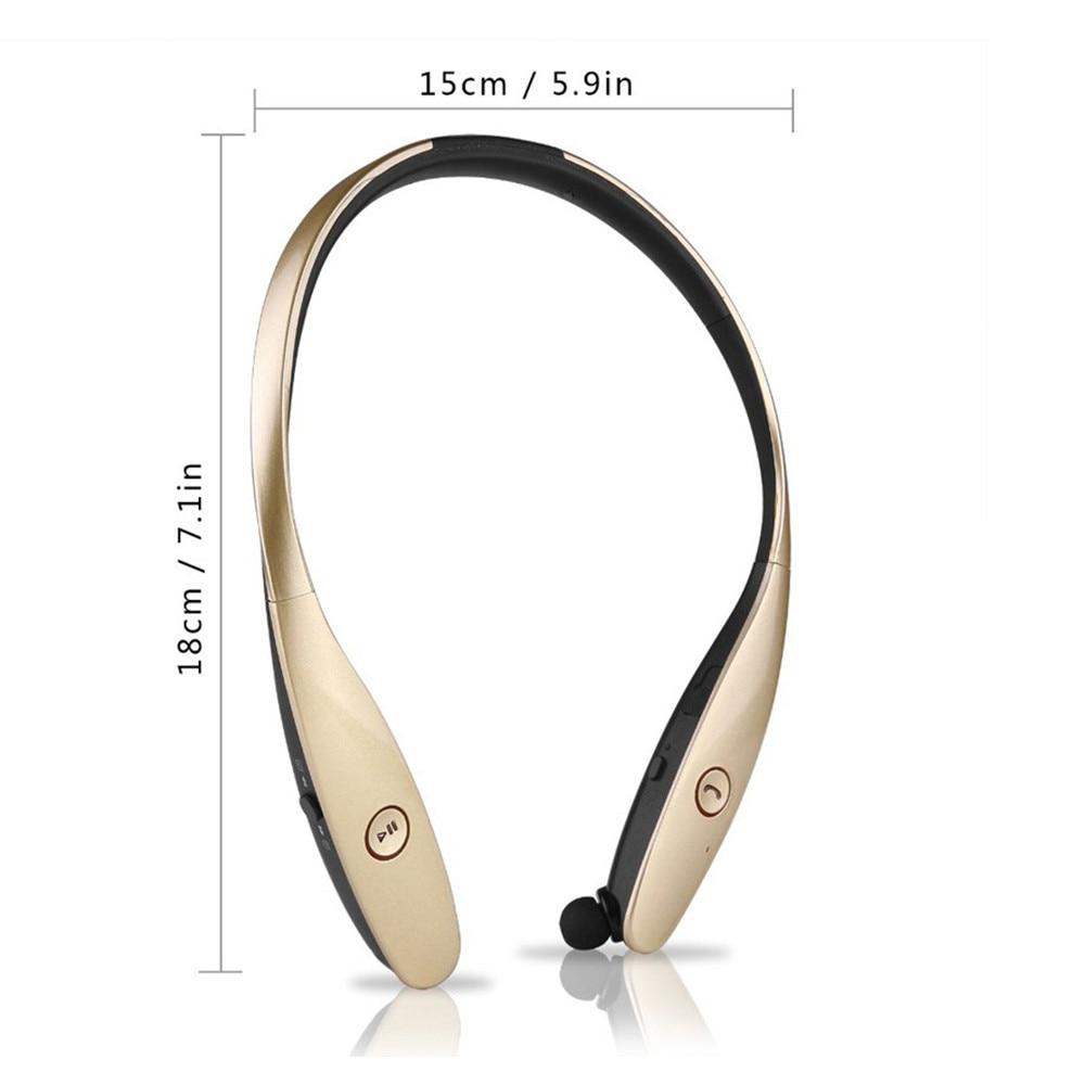 חדש Bluetooth אוזניות עבור iPhone סמסונג LG אלחוטי נייד אוזניות Bluetooth אוזניות עבור טלפון נייד