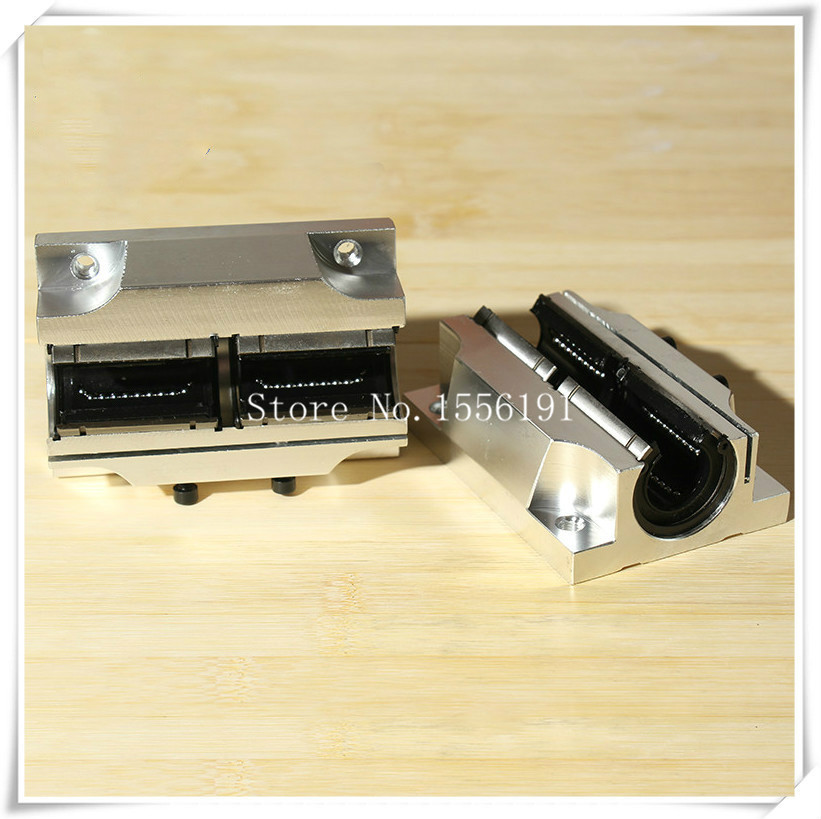 TBR25L UU Slide Linear Bearings,Widen and long type,Cylinder axis,TBR25L  Linear motion ball silide units,CNC parts High quality-in Slides from Home Improvement on CNLW Store