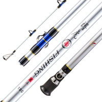 Carbon super distance throwing rod telescopics fishing rod 1.8 meters rod river/pond/lake fishing rods