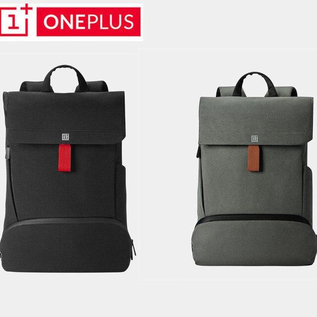 100% Asli Resmi OnePlus Explorer Ransel Sederhana Nilon Cordura Wearable Kain Tas Komputer