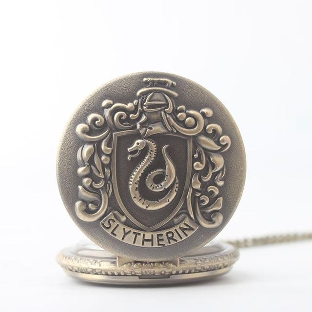 New Snake Quartz Pocket Watch Necklace for Men Women Children Xmas Gifts Jewelry TD2111