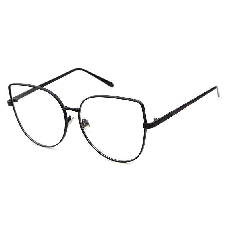 1cba25f6024f Long Keeper Brand Cat Eye Eyewear Women Glasses Frame Clear Lens Glasses  For Men Optical Glasses Reading Glasses gafas de grau