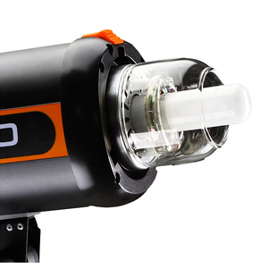 Image 2 - Godox Glass Cover Dome Protector Cap for Godox QT / QS / GT / GS Series Studio Flash Strobe