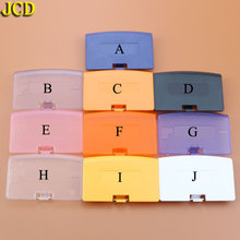 JCD 1pcs For Nintend Gameboy Advance Battery Cover Lid Door Replacement For GBA Console Back Door Case стоимость