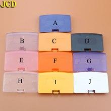 JCD Tapa de batería de repuesto para consola GBA, 1 Uds.
