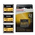 TOSHIBA Extreme Pro Карты Памяти 16 ГБ 32 ГБ 64 ГБ CF Карты Compact Flash Карты Высокая Скорость 1066x160 МБ/s UDMA7 Для Canon Nikon