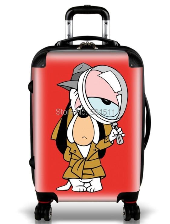 Aliexpress.com : Buy suitcase type trolley luggage custom made ...