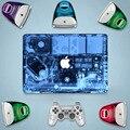 Уникальный Прозрачный Ноутбук Этикета Стикер Чехол Для Apple Macbook Air Pro 11 13 15 Дюймов Защитная Крышка Кожи Оптовая подарок