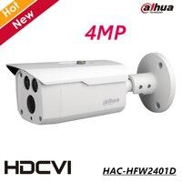 Dahua 4MP HDCVI WDR IR Bullet Camera Network Security Camera CCTV IR Distance 80m HAC HFW2401D