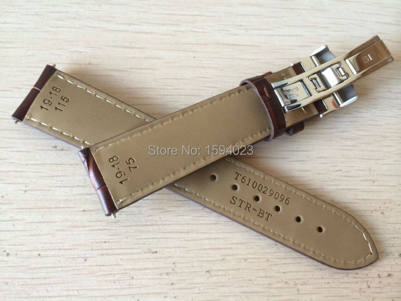 19mm (zaponka18mm) PRC200 T17 T41 T461 visoko kakovostna srebrna - Dodatki za ure - Fotografija 2