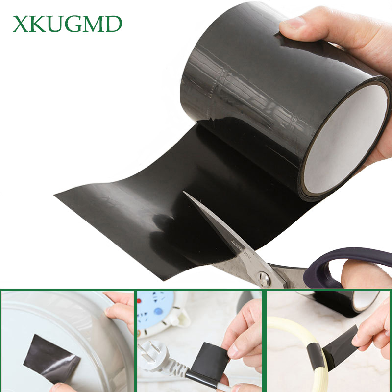 Home Super Strong Flex Leakage Repair Waterproof Tape For Garden Hose Water Bonding Fast Rescue Repair Quickly Stop Leakage 5.23 Tool Less Expensive