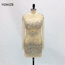 Сексуальные короткие платья для выпускного 2020 года платье