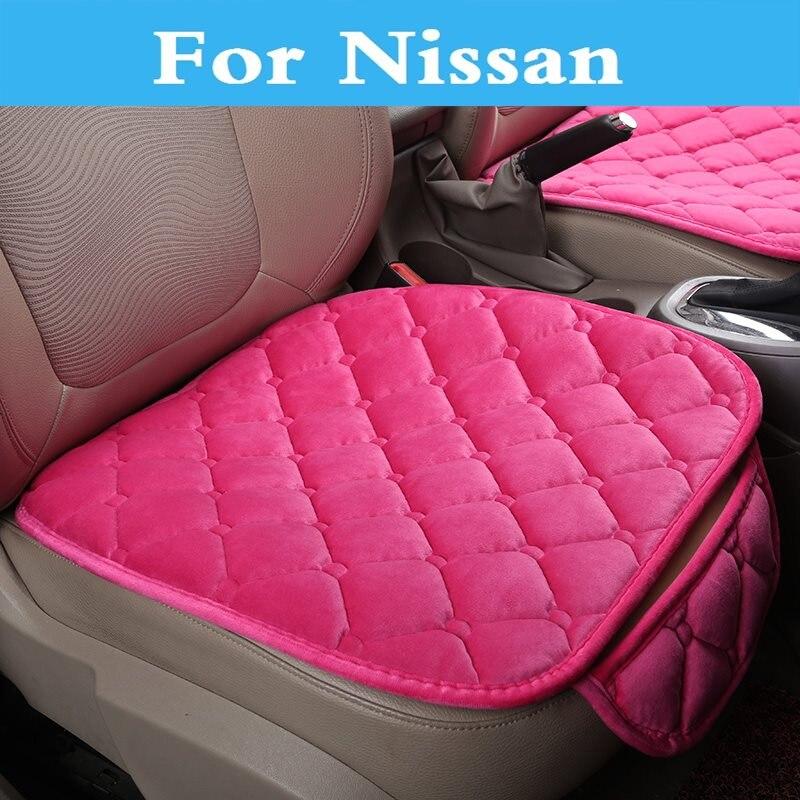 1 pc Almofada Do Assento de Carro Auto Tampa Da Cadeira de massagens Para  Nissan 350Z 370Z AD Avenir Altima Armada Juke Almera Clássico Nismo e3c18771da