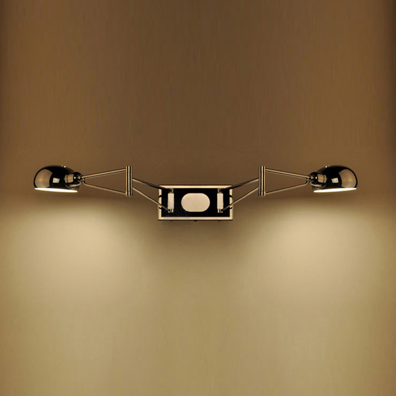Wall Sconce With Switch Light Modern Lamp