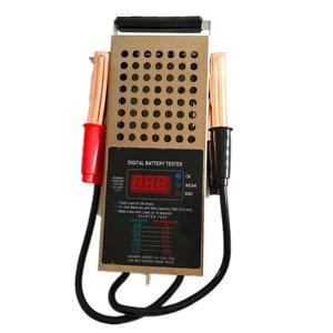 Image 2 - Original Digital car truck motor 125 amp  6/12V battery load tester