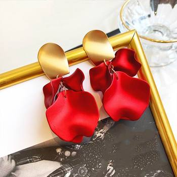 Sexy Statement Red Flower Petal Earrings For Women 2019 New Hot Jewelry Pendientes.jpg 350x350 - Sexy Statement Red Flower Petal Earrings For Women 2019 New Hot Jewelry Pendientes