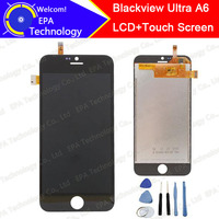 Blackview Ultra A6 LCD Display+Touch Screen 100% Original New Tested Digitizer Glass Panel Replacement For Ultra A6 +Tools