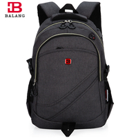BALANG Brand Unisex High Quality Laptop Backpack School Bags For Teenagers Girls Boys Travel Casual
