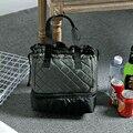 Бренд двойной слой кулер сумки тепловой портативный изоляции сумки пакет со льдом для хранения продуктов пакет прохладный сумки и сумки для пикника