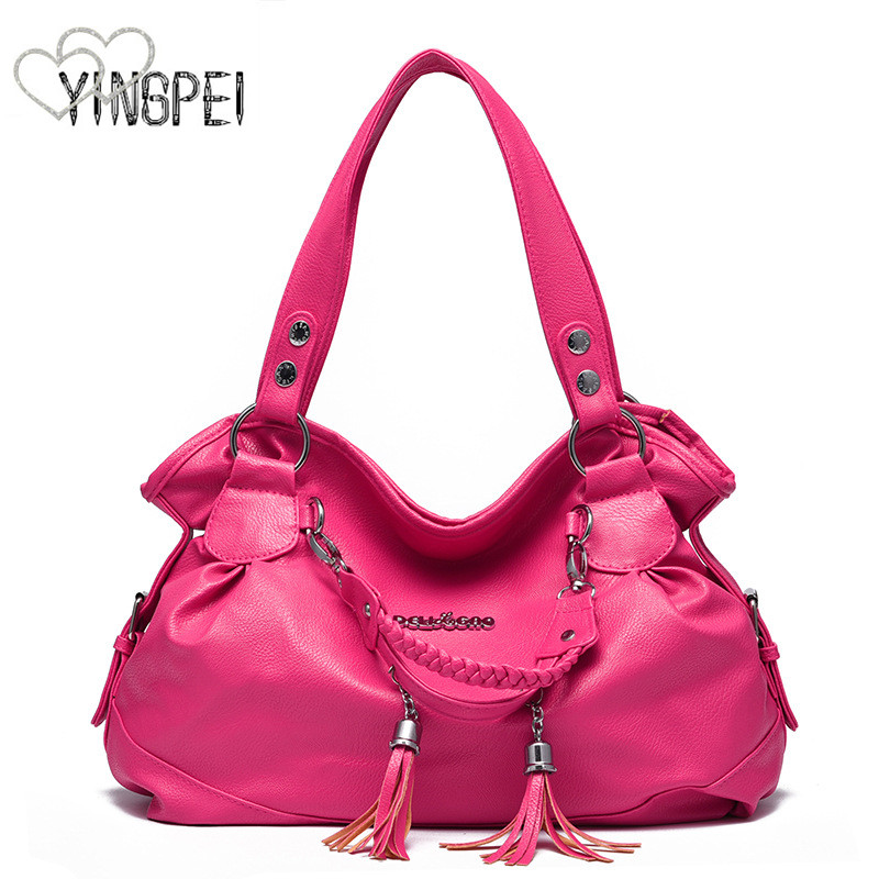 Women Bag Designer New Fashion Casual axelväska Lyxiga kvinnor - Handväskor - Foto 4