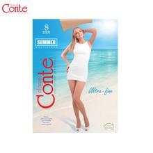 Колготки женские Conte SUMMER 8 (3 пары в упаковке) размер 2