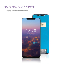 "6.2inch"" for Touch Screen with LCD Display Assembly Screen For UMI Umidigi Z2 Pro Digitizer phone parts"