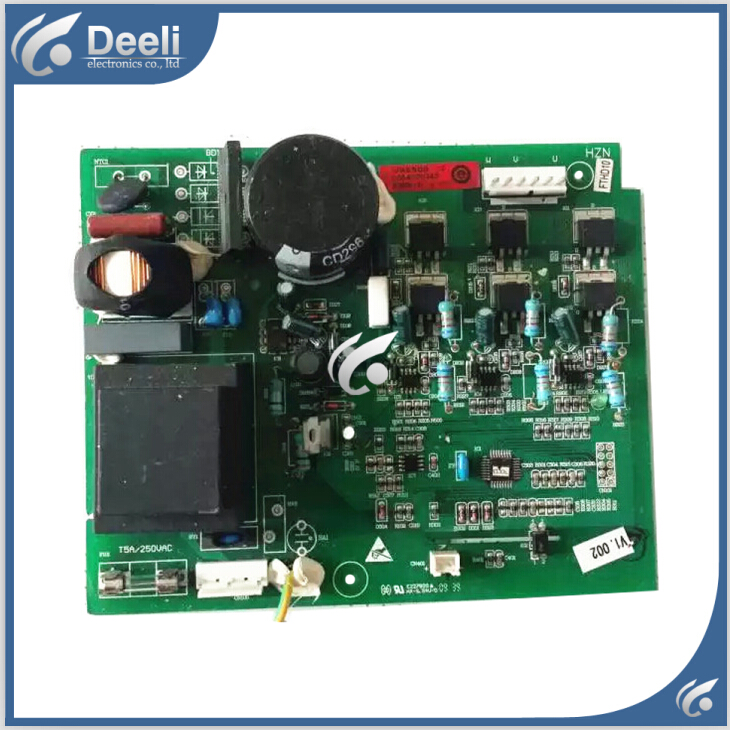 ФОТО 95% new Original good working for refrigerator module board inverter board driver board 0064000385 frequency control panel
