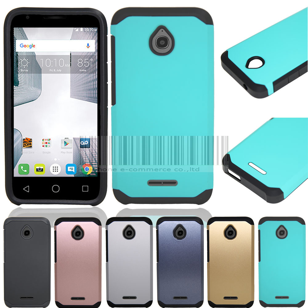 brand new b7602 48593 US $2.84 5% OFF|Phone Case For Alcatel Dawn 5027 5027D 5024/Acquire/Streak  DALK4003/Ideal 4060Ac Dual Layer Hybrid Armor Impact Protective Cover-in ...