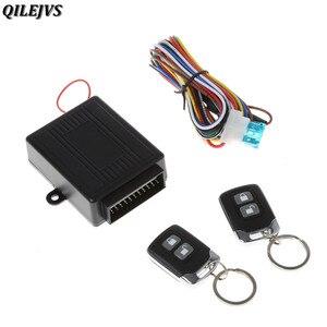 QILEJVS Universal Car Alarm Sy
