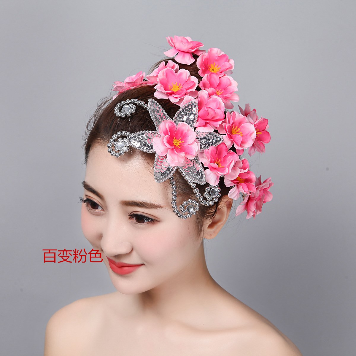 Headwear For Women  Yangko Dance Headdress