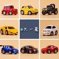 2016 nuevos de la aleación Mini tira del coche juguetes para niños del bebé Racing coche de Metal Brinquedos Kid de coches camiones tranvía 8 unids/lote
