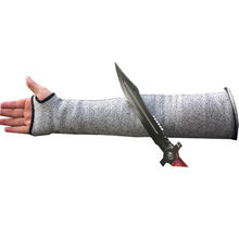 anti cut sleeve top cutting outdoor self defense arm guard knife glove resistant proof