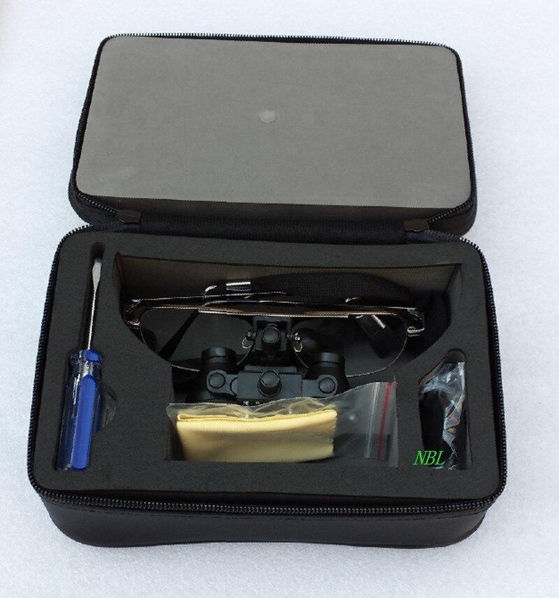óculos kepler dental lupa equipamento óptico focalizado personalização