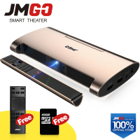 JMGO Smart Projector M6. Android 7.0,Support 4k,1080P Video.Set in WIFI,Bluetooth,Laser Pen,MINI Projector,EU Duty Free(Parcial)